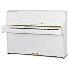 Kawai K15 E ATX 3 blanc brillant
