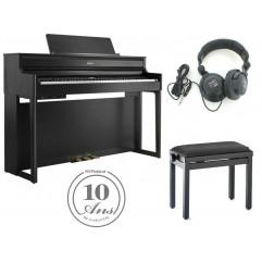 Roland HP704 noir mat pack premium