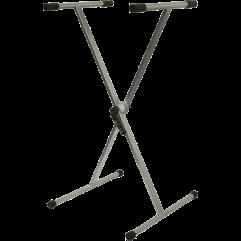 Stand clavier RTX RX10 titane