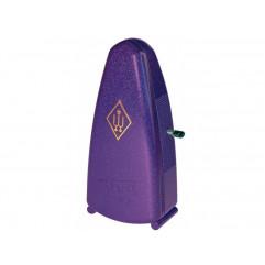 Métronome Taktell Picolo plastique violet pailleté
