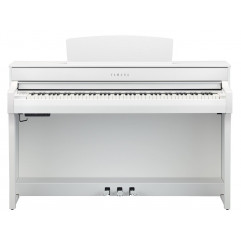 Yamaha CLP 745 blanc mat