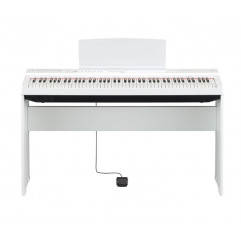 Yamaha P125 WH + stand L-125