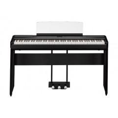 Yamaha P515 noir version meuble avec pédalier