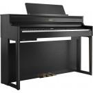 Roland HP704 noir mat