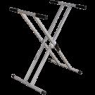 Stand clavier RTX RX 40 titane