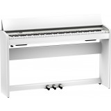 Roland F701 WH blanc