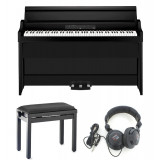 Korg G1B AIR BK pack premium