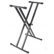Stand clavier double Stagg KXSQ6