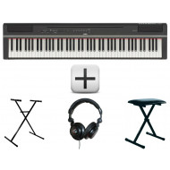 Yamaha P125 noir full pack
