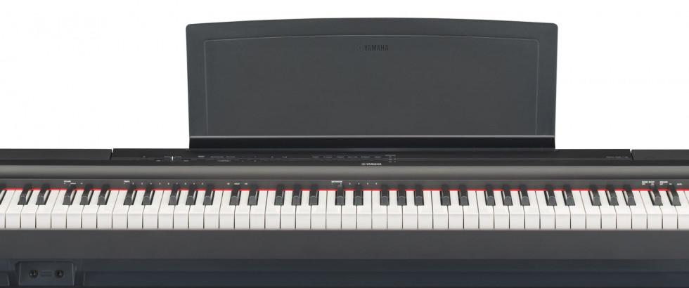 Yamaha Piano P  B  Key Demo Song