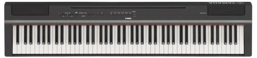 Piano num rique yamaha p125 noir avec son stand dor lami for Meuble yamaha