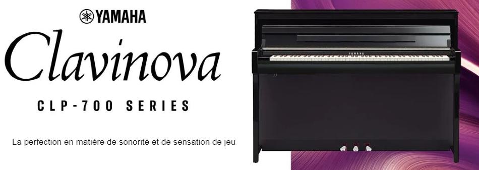 Yamaha Clavinova Série 700